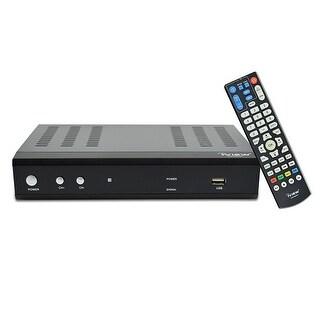 IVIEW-3500STBII Digital Converter Box w/Recording & Media Player