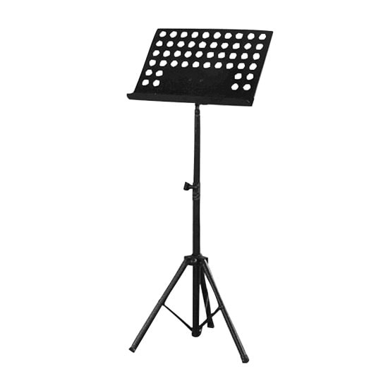 Presentation/Performance Music Note Mount Stand Holder, Height Adjustable