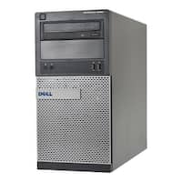 Dell OptiPlex 3020-T 3.2GHz Core i5 CPU 8GB RAM 2TB HDD Windows 10 Computer (Refurbished)