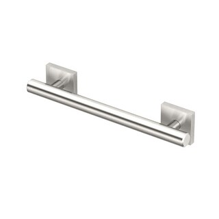 "Gatco 950 Elevate 12"" Modern Grab Bar - satin nickel - N/A"