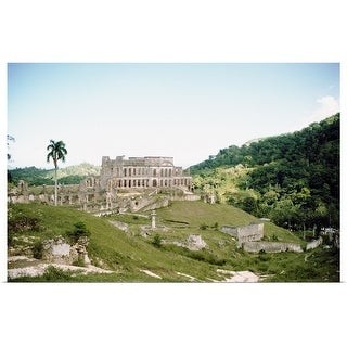 """The Citadel, Haiti"" Poster Print"