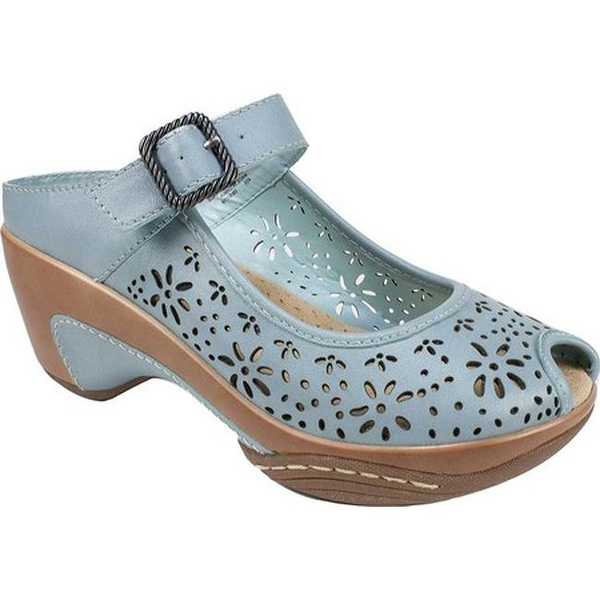 White Mountain Shoes Miso Mules