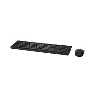 849faeb2a71 Shop Dell Commercial Km636-Bk-Us Black Wireless Keyboard - Mouse Combo -  Free Shipping Today - Overstock.com - 14823944