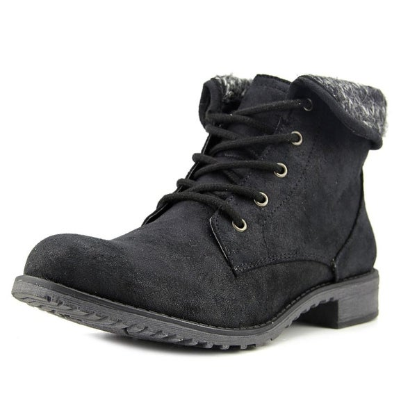 White Mountain Neponset Women Black/Mul Boots