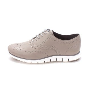 Cole Haan Womens Mandasam Low Top Lace Up Fashion Sneakers