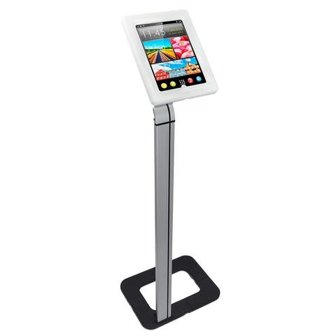Mount-It! Floorstanding Tablet Stand for POS and Kiosk Use