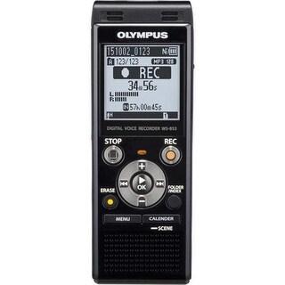 Olympus V415131BU000 WS-853 Digital Voice Recorder, Black