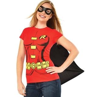 Robin Costume Kit Adult Large