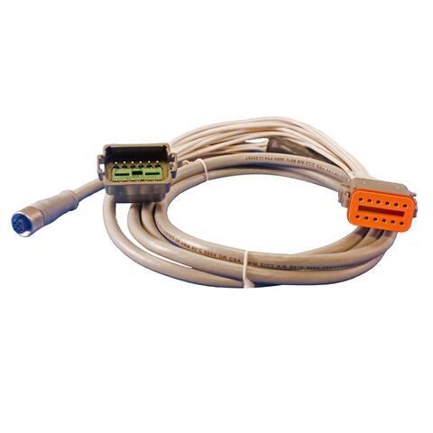Maretron j2k100 adapter micro female - deutsche 12pin 2 t