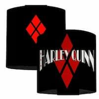Harley Quinn Diamond Black Red White Elastic Wrist Cuff