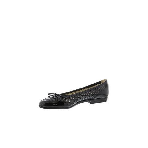 Amalfi by Rangoni Womens Oslo Almond Toe Slide Flats