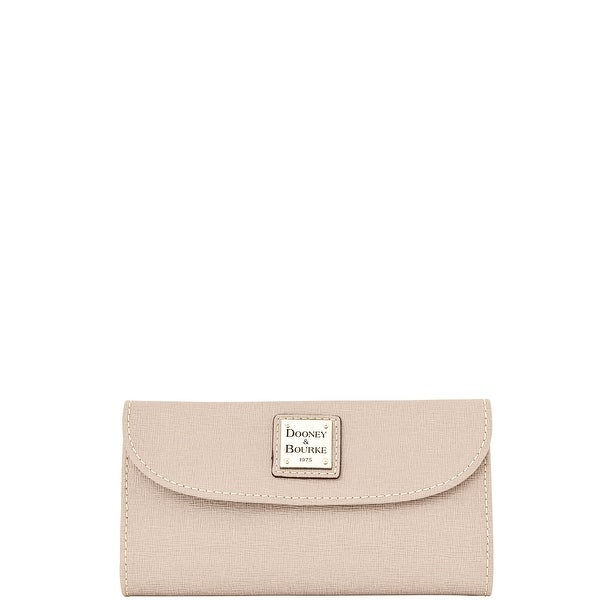 Dooney & Bourke Saffiano Continental Clutch (Introduced by Dooney & Bourke at $128 in Apr 2015)