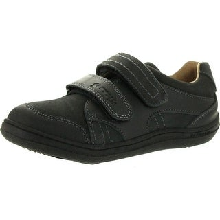 Garvalin Boys 131501 Dress Casual Shoes With Velcro