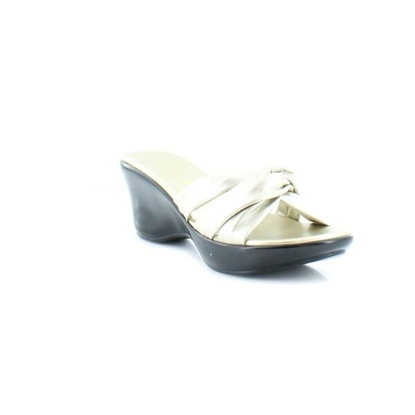 Athena Alexander Champ Women's Sandals & Flip Flops Gold - 7