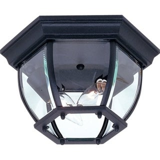 Artcraft Lighting AC8096 Classico 2 Light Flush Mount Ceiling Fixture
