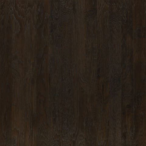 """Shaw SW219 Pebble Hill Hickory 5"""" Wide Heavy Scraped Engineered"""