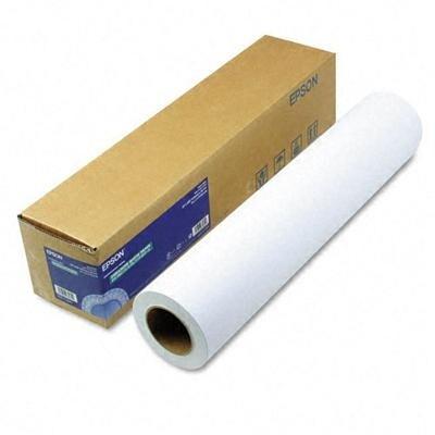 Epson Enhanced Matte 24-Inch X 100-Feet Photo Paper (S041595)