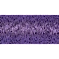 Purple - Gutermann Dekor Metallic Thread 200M