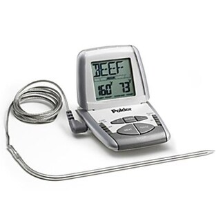 Polder E307 Preprogrammed Cooking Thermometer