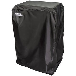 Masterbuilt 20080413 Propane Smoker Cover, Black, 30""