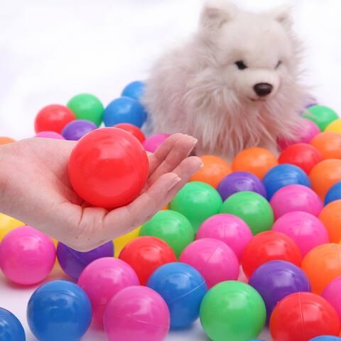 200pcs 5.5cm Fun Soft Plastic Ocean Ball Swim Pit Toys Baby Kids Toys