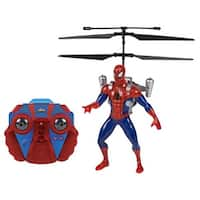 World Tech Toys 34878 Spiderman IR Helicopter