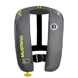 Mustang MD2014/02-GY/YW MIT 100 Inflatable Manual PFD