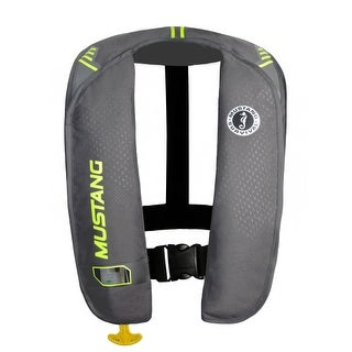Mustang MD2016/02-GY/YW MIT 100 Inflatable Automatic PFD