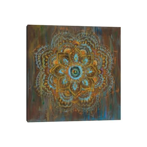 "iCanvas ""Bombay Bohemian"" by Danhui Nai Canvas Print"