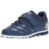 Adidas Mens Powerlift 3.1 Low Top Lace Up Running Sneaker