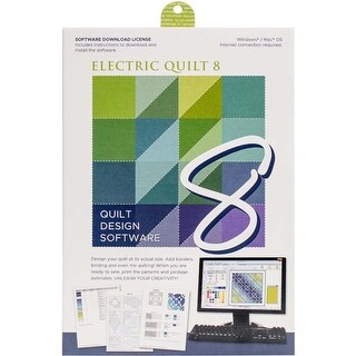 - Electric Quilt 8