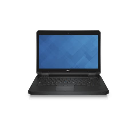 Dell Latitude E5440 14.0-in Refurb Laptop - Intel Core i5 4300U 4th Gen 1.9 GHz 16GB 256GB SSD DVD-RW Windows 10 Pro 64-Bit
