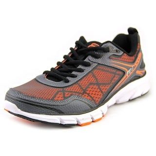 Fila Memory Granted Men Round Toe Synthetic Gray Running Shoe