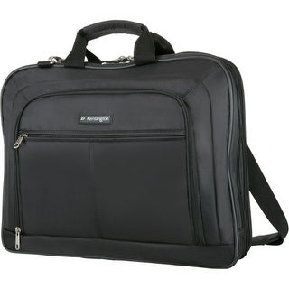 Kensington K62568US Kensington SureCheck K62568US Classic Notebook Case - Black