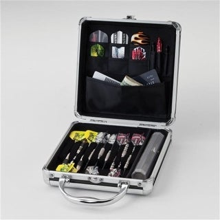 GLD Casemaster 36-0404-01 Ternion Aluminum Dart Case