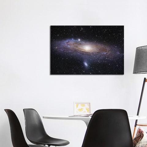 "iCanvas ""M31, Andromeda Galaxy Mosaic I"" by Robert Gendler Canvas Print"