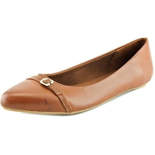 Dr. Scholl's Rosalie Women Pointed Toe Synthetic Flats