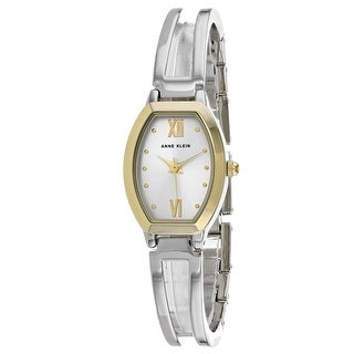 Link to Anne Klein Women's Classic Silver Dial Watch - AK-2041SITT - One Size Similar Items in Women's Watches