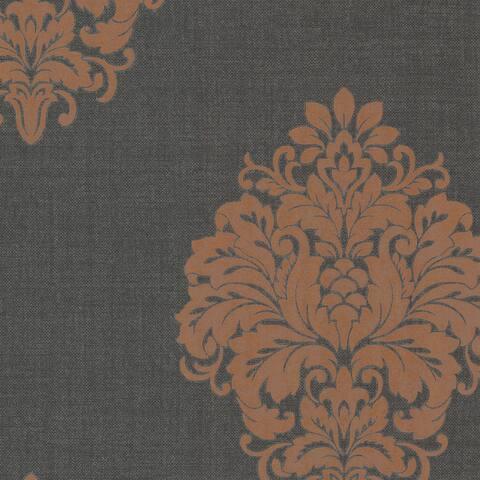 """Brewster 671-68531-SAM 8""""x 10"""" Sample of 671-68531 - Orange"""
