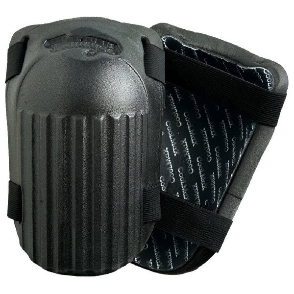 Tommyco ULV12 Tradesman Foam Knee Pad, Black