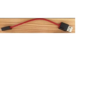 USB Micro Power Wireless Cable - Red