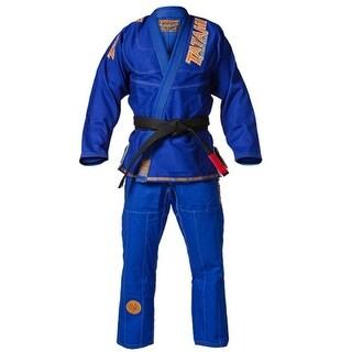 Tatami Fightwear Estilo 4.0 Premier Blue BJJ Gi