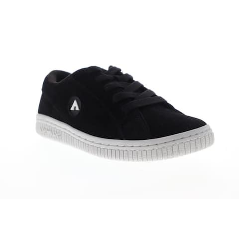 Airwalk Bloc Black Womens Athletic Skate Shoes