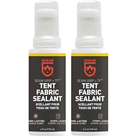 Gear Aid Seam Grip 4 oz. TF Tent Fabric Sealant - 2-Pack - 4 oz.