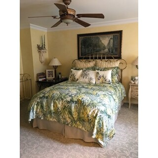 Tommy Bahama Cuba Cabana Cotton Duvet Cover Set
