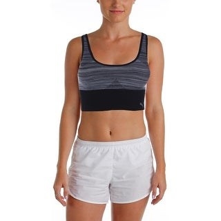 Puma Womens Multi Strap Sports Bra Seamless Light Support