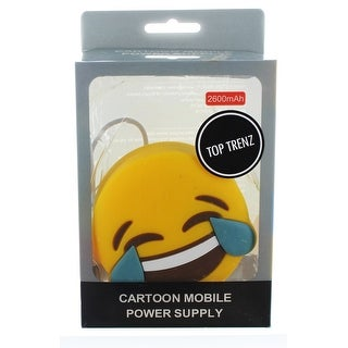 Emojicon Portable Phone Charger Power Bank: LOL - multi