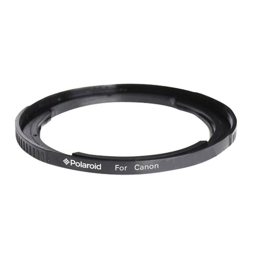 Polaroid 58mm Lens And Filter Adapter Ring For Canon G1X Digital Camera