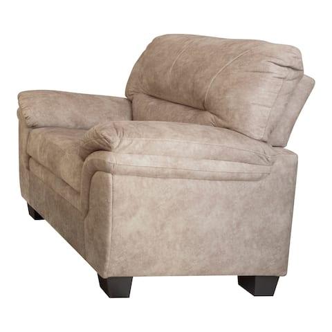 Copper Grove Nomuka Beige Pillow-top Arm Chair