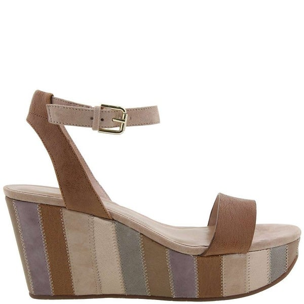 Nina Originals Womens Verge Open Toe Casual Platform Sandals - 10